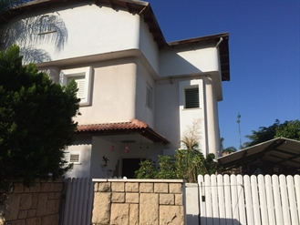 House For Sale In The Sharon | Home for sale in in Kfar Yona | Nhahal Harod
